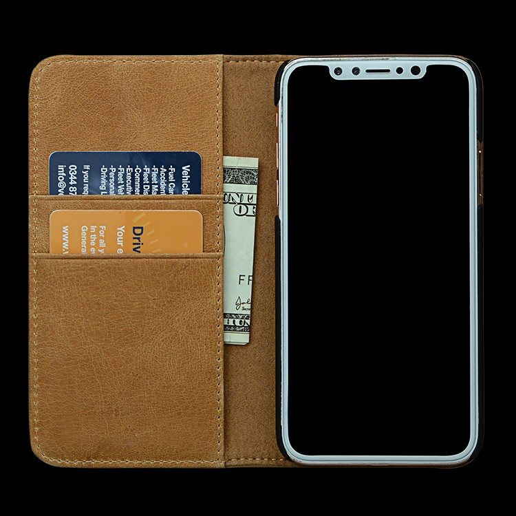 AIVI cover leather mobile phone covers for iPhone XR for iphone XS Max-5
