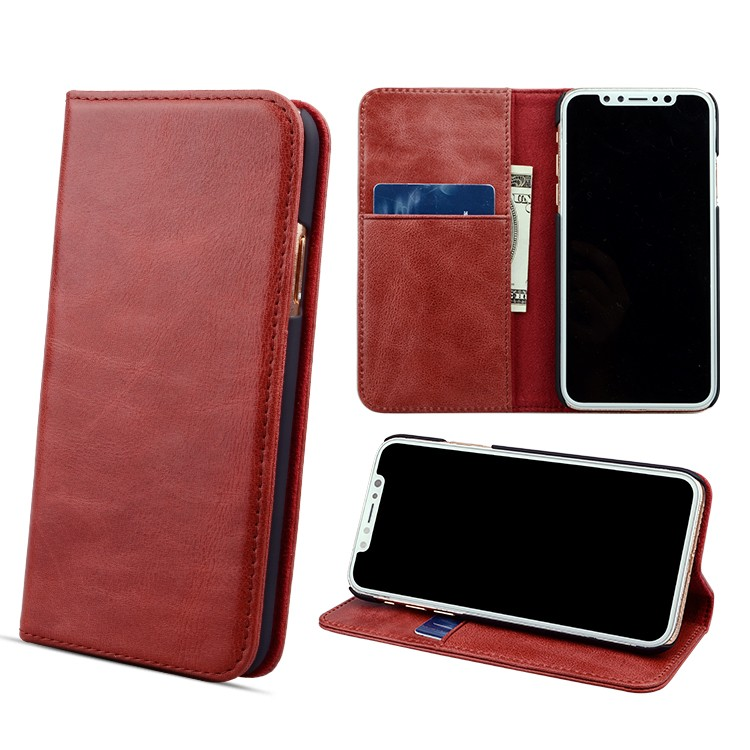 AIVI personalized leather iphone case for iphone XR-1