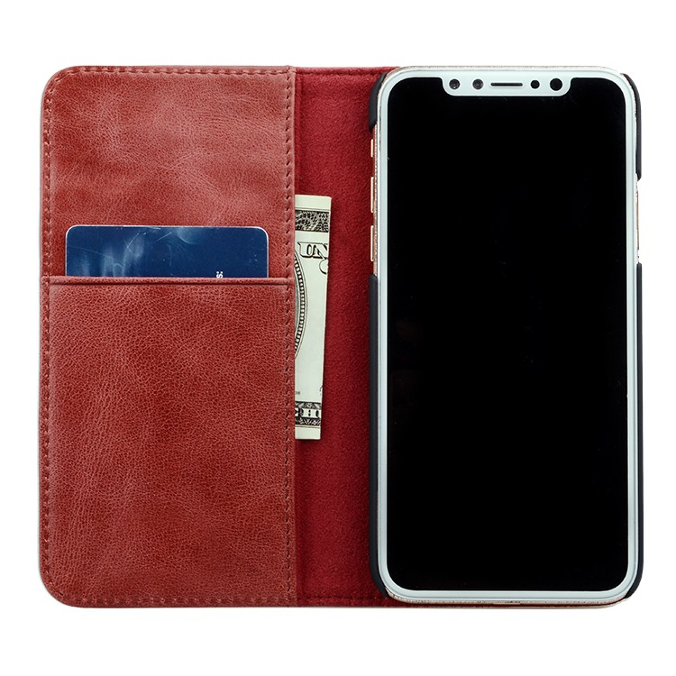 AIVI sticking personalized leather iphone case for iphone XS-5