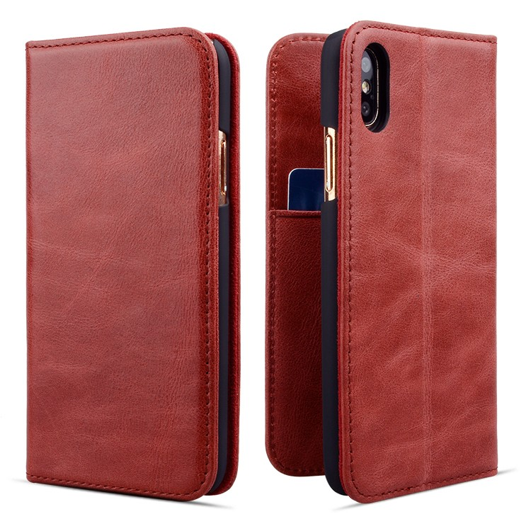 AIVI sticking personalized leather iphone case for iphone XS-6