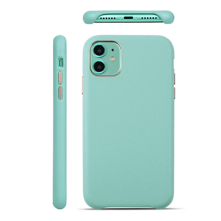 Mobile Leather Phone Case For iPhone 11/11pro/11pro Max genuine full leather phone case