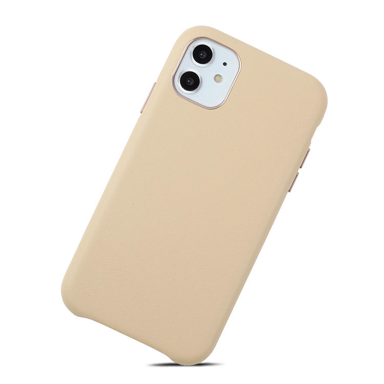 For iPhone 11 Pro Genuine Leather Accessories High Quality Magnetic Leather 5.8 inch Mobile Phone Case