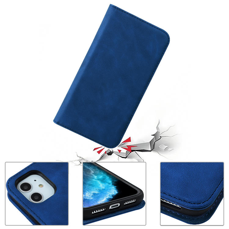 Hot Selling Mobile Phone Leather Wallet Phone Case Book Filp Cover Case With Kickstand function For Iphone 11