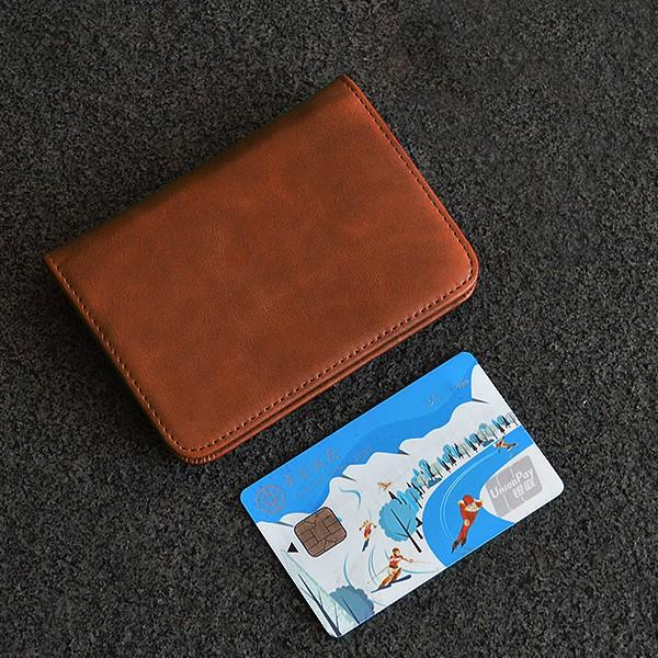 AIVI customized leather card case wallet for sale for ipone 6/6plus