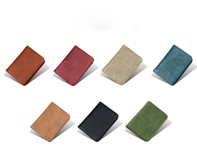 AIVI customized leather card case wallet for sale for ipone 6/6plus-8