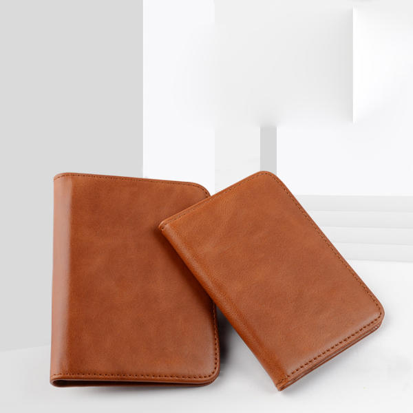 Super Slim Genuine Leather Card Holders
