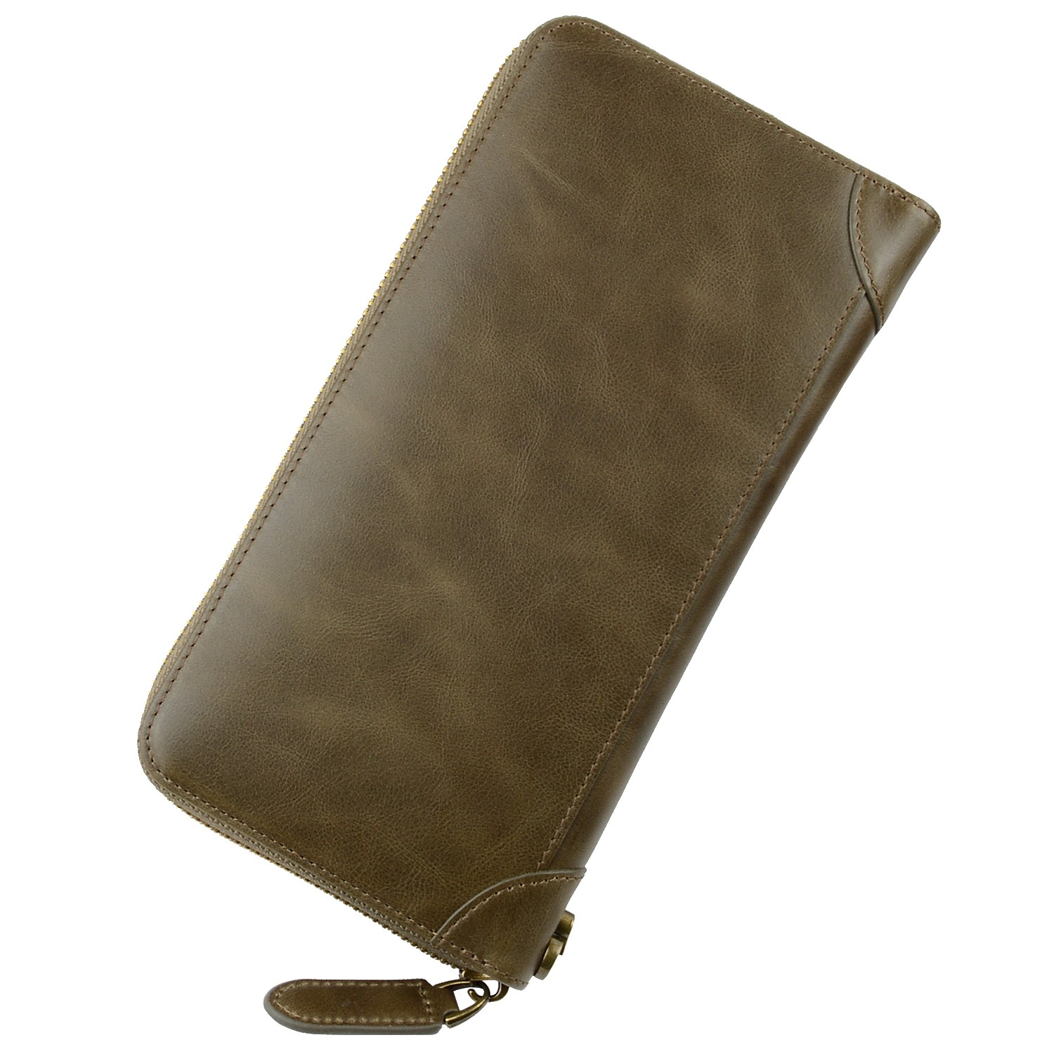 AIVI unisex leather card holder wallet mens online for ipone 6/6plus-1