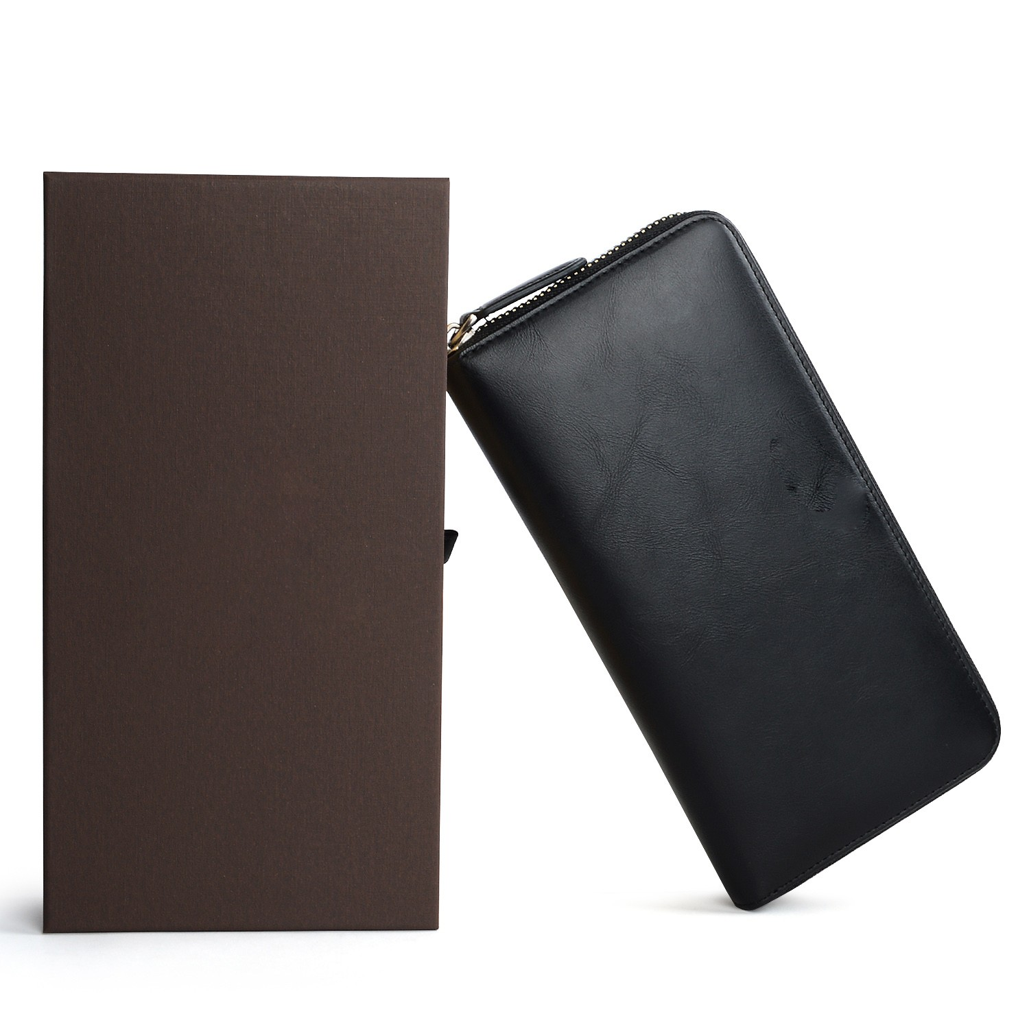 AIVI reliable leather card holder wallet factory for iphone XS-8
