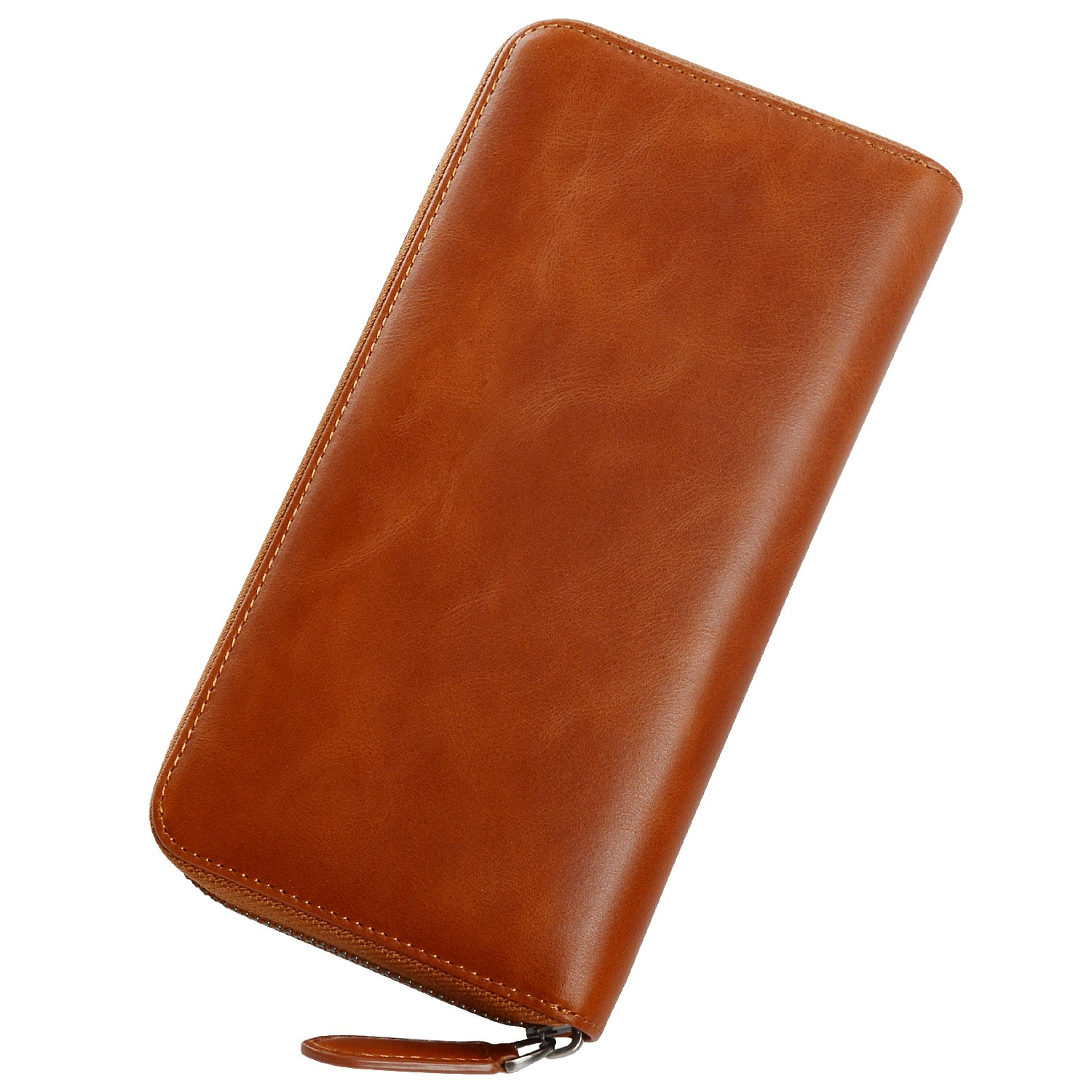 reliable leather card case wallet manufacturer for iphone X-2