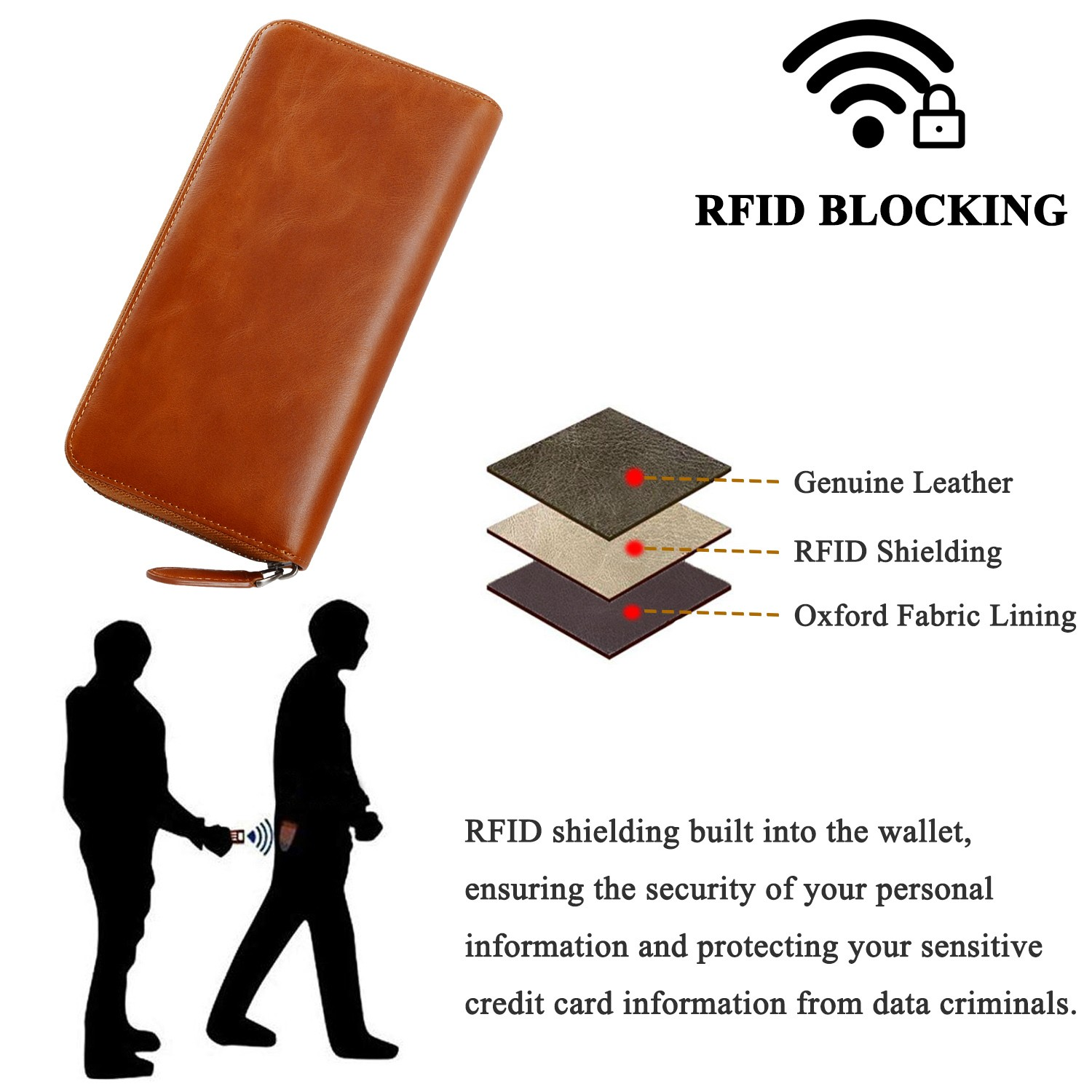 reliable leather card case wallet manufacturer for iphone X-7