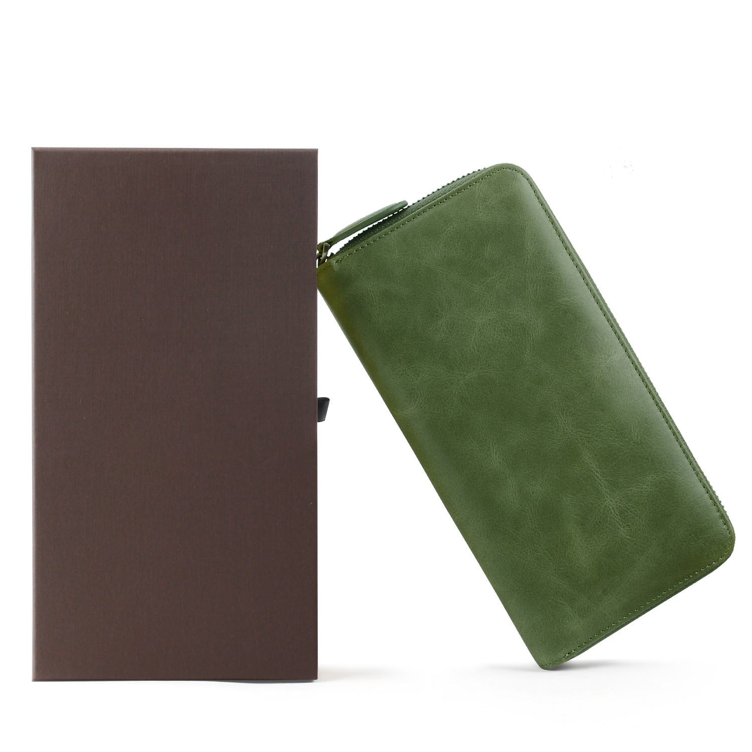 AIVI multifunction leather card case wallet supply for ipone 6/6plus-8