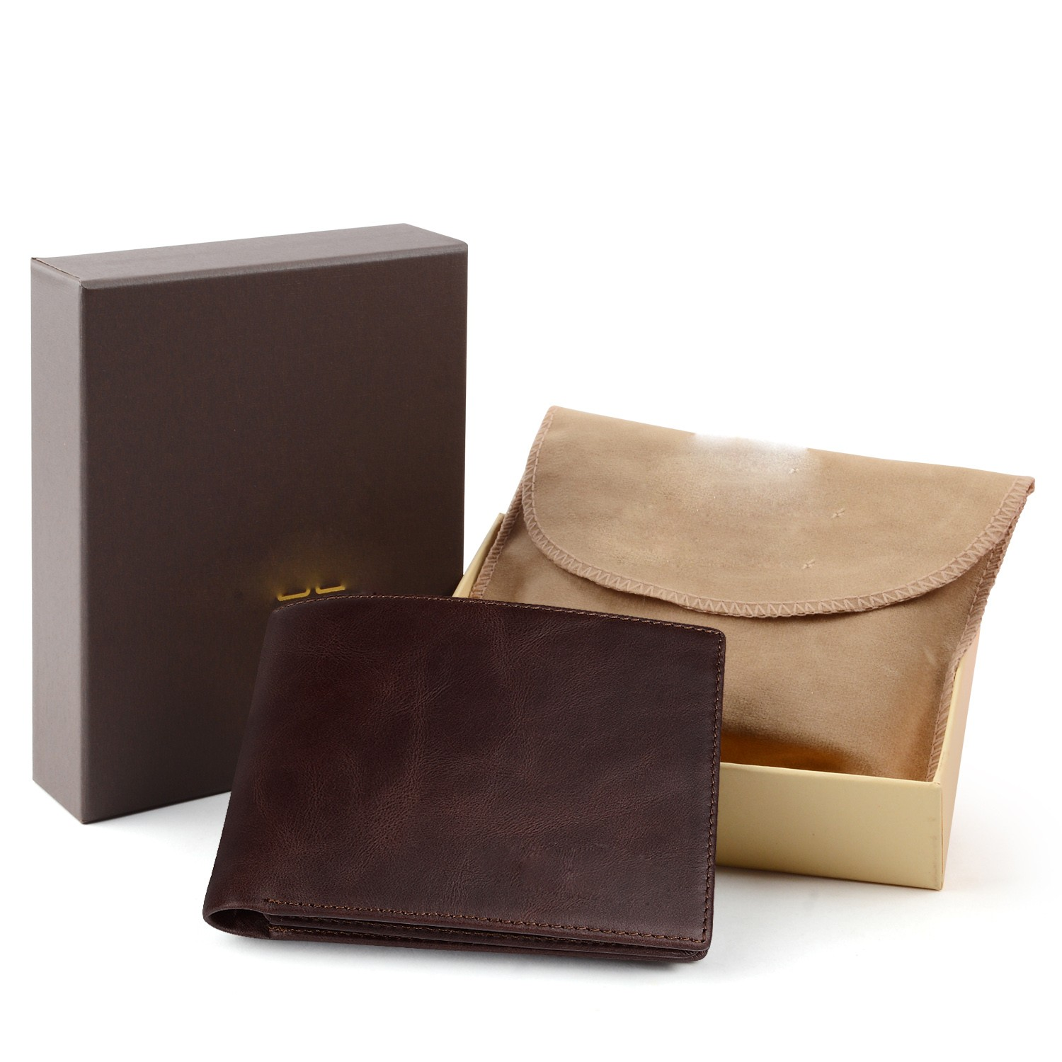 fashion custom leather wallets Manufacturer for travel-8