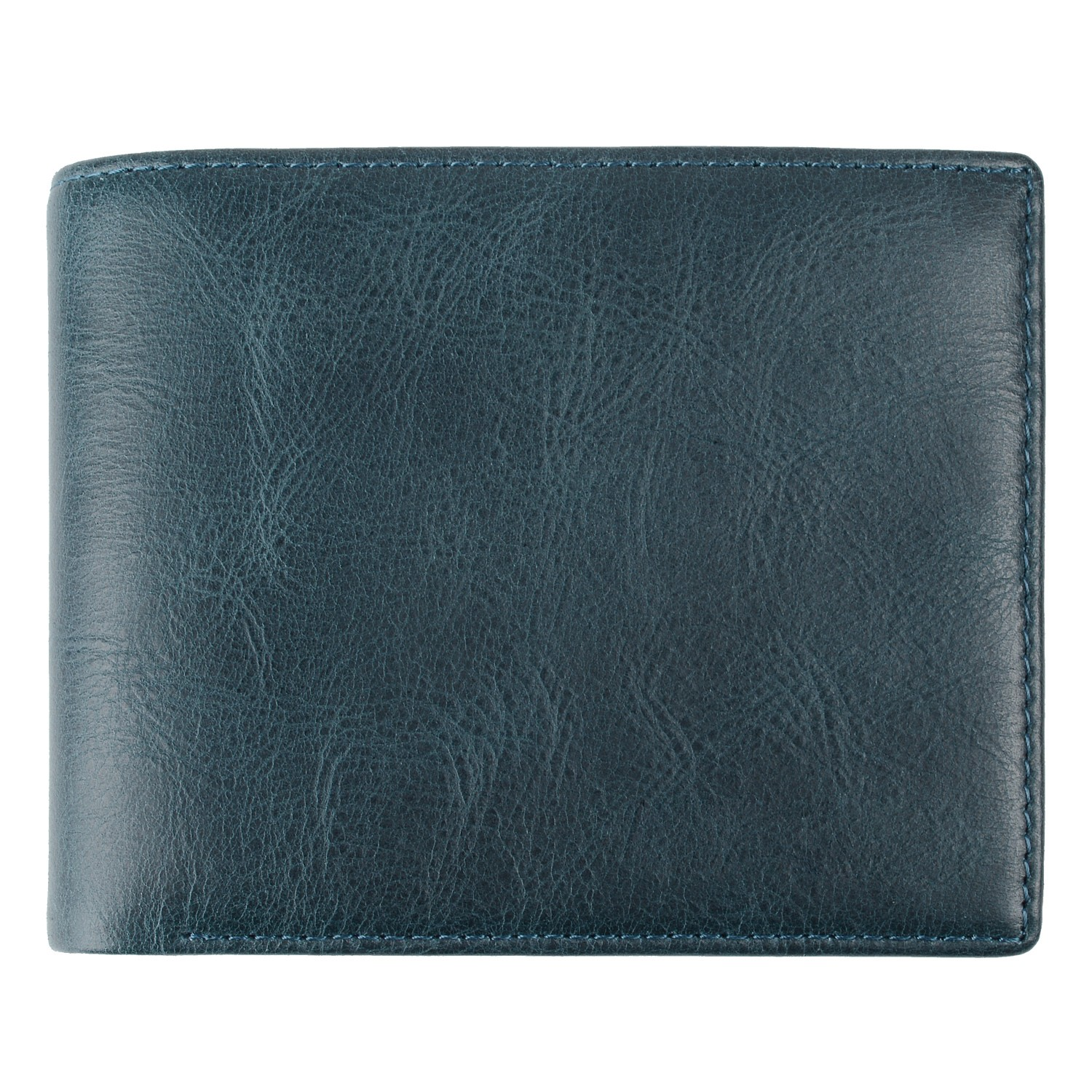 leather travel wallet large capacity for men-3