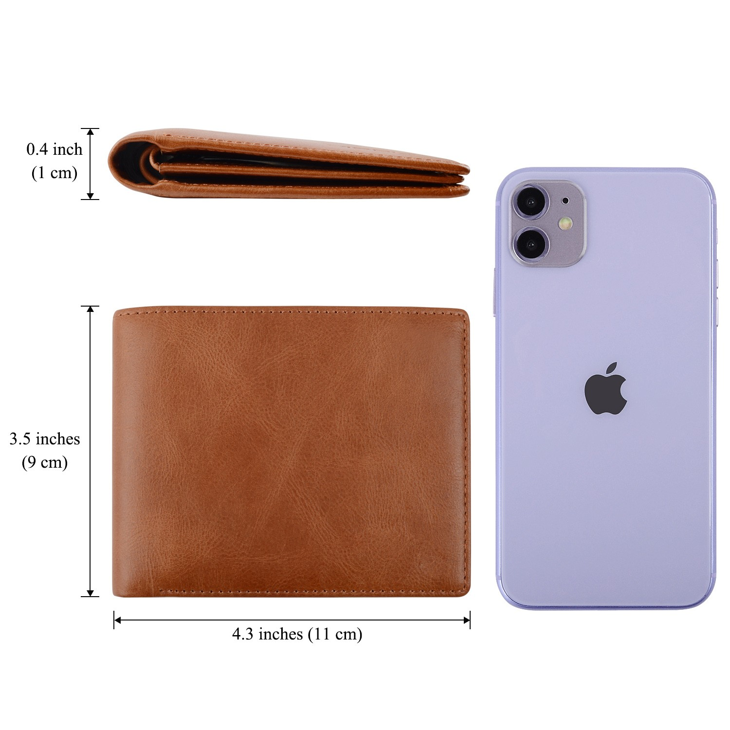 AIVI custom leather wallets for sale for travel-6