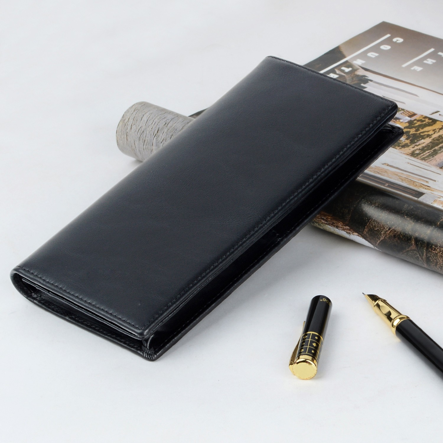 AIVI custom leather wallets online for men-6