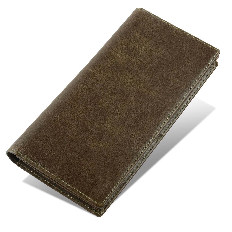 AIVI slim leather card holder wallet manufacturer for iphone XR-1