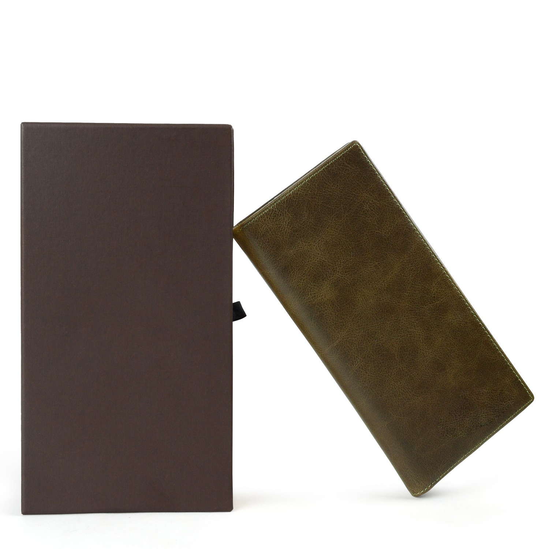 AIVI slim leather card holder wallet manufacturer for iphone XR-7