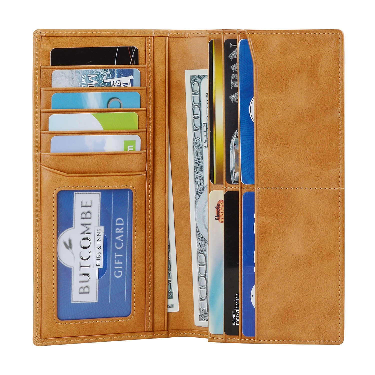 AIVI leather card holder wallet manufacturer for phone XS Max-4