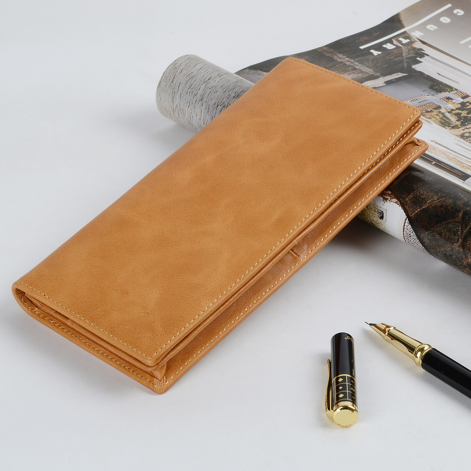 AIVI leather card holder wallet manufacturer for phone XS Max-6