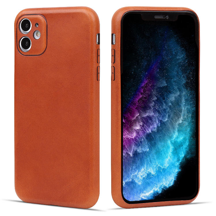 For iPhone 11 Pro Leather Case Protective Cover Luxury Slim Cases For iphone 11 Pro Leather Case Slim