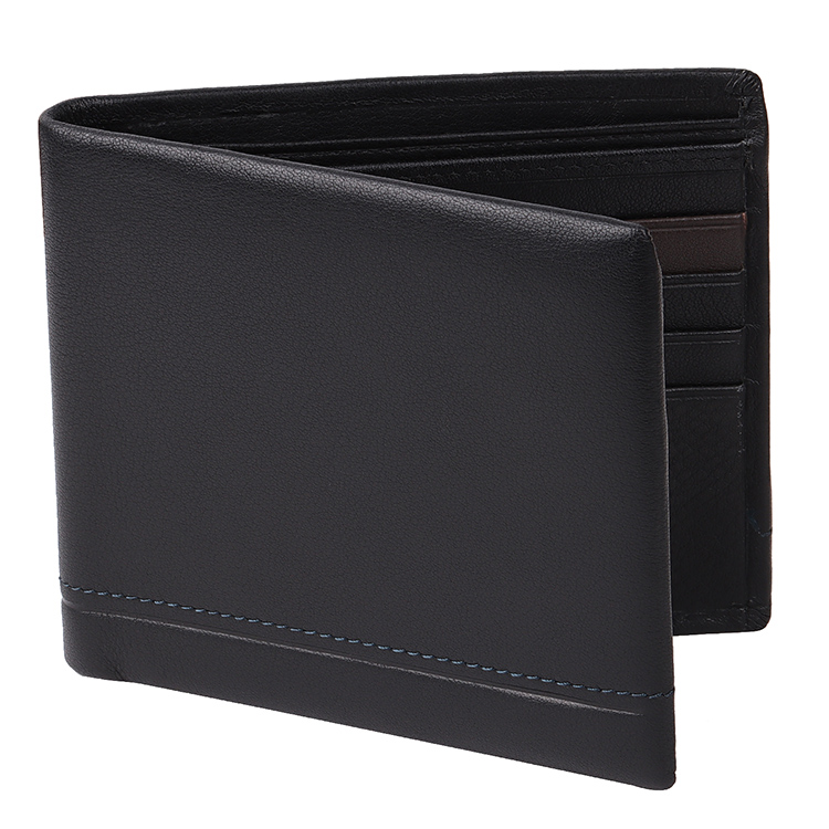 soft leather card holder wallet for sale for iphone XS-7
