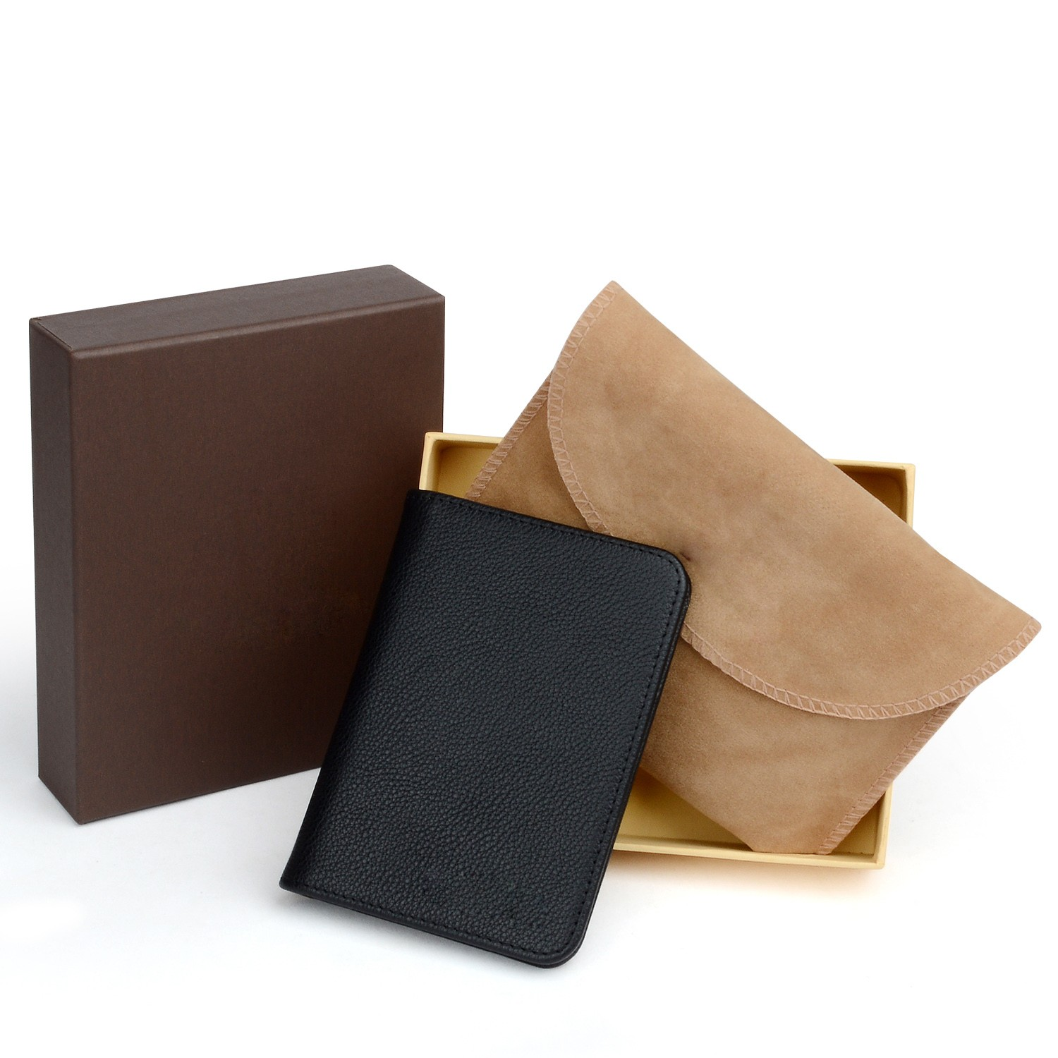 AIVI leather card case wallet manufacturer for ipone 6/6plus-6