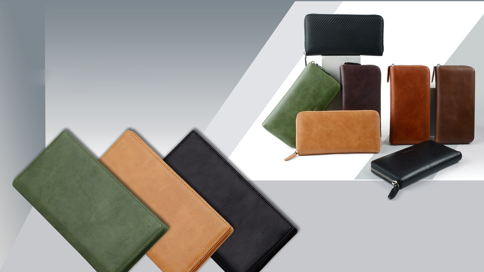 customized leather card case wallet manufacturer for ipone 6/6plus-8