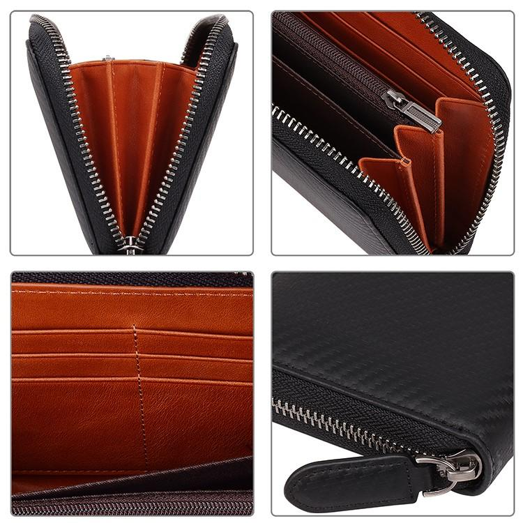 AIVI fashion leather credit card wallet supply for iphone 8 / 8plus