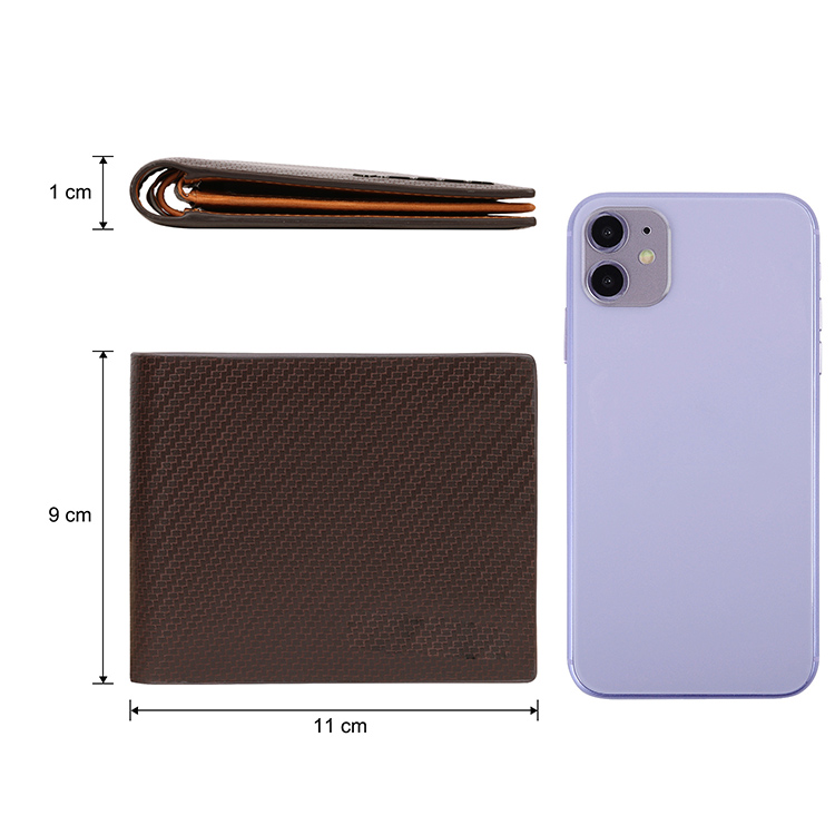 AIVI customized leather credit card case factory for iphone 8 / 8plus-6