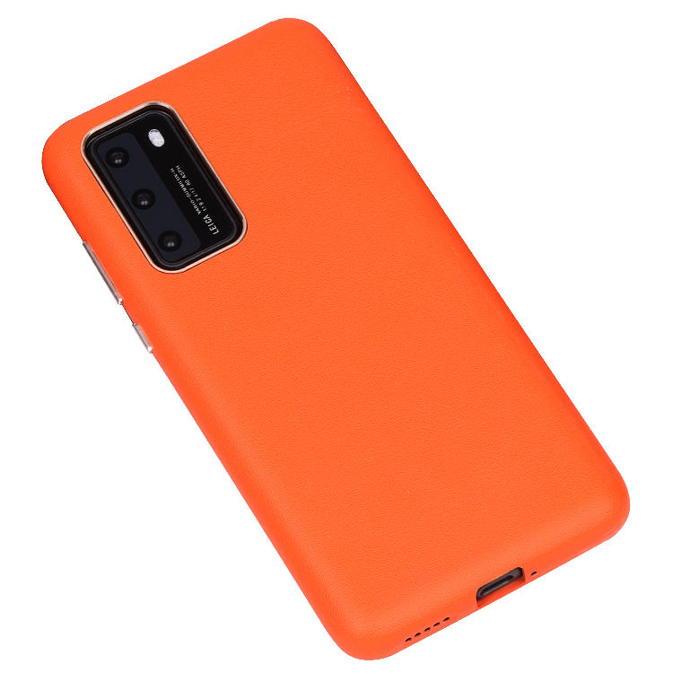 High Quality Super Slim Leather Vintage Shockproof Cover Phone Case For Huawei P40 Pro+
