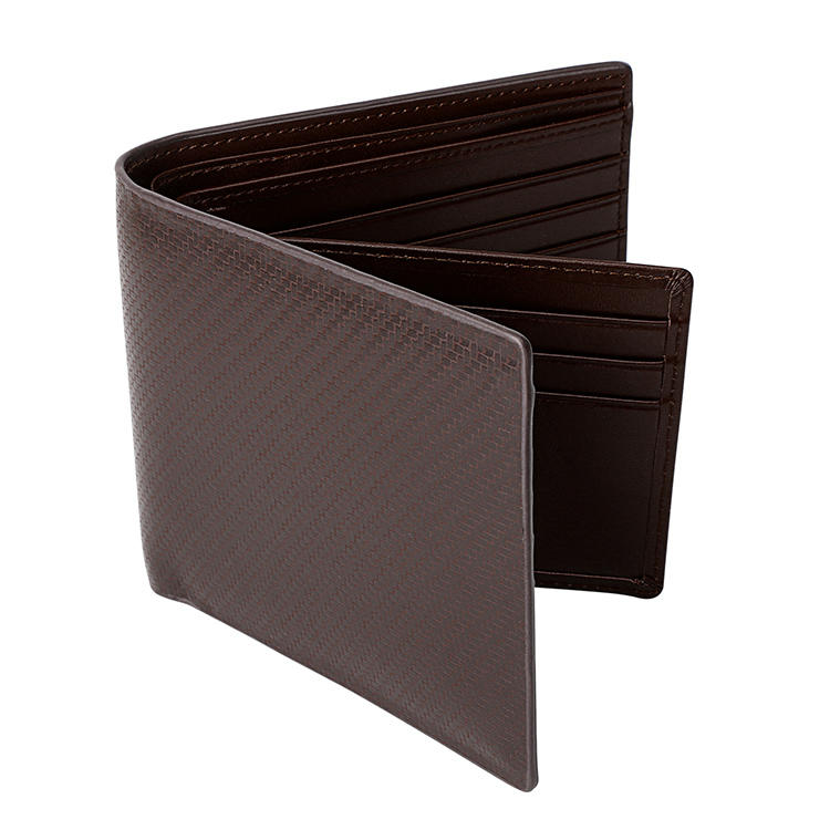 convenient leather card holder wallet mens supply for iphone XS