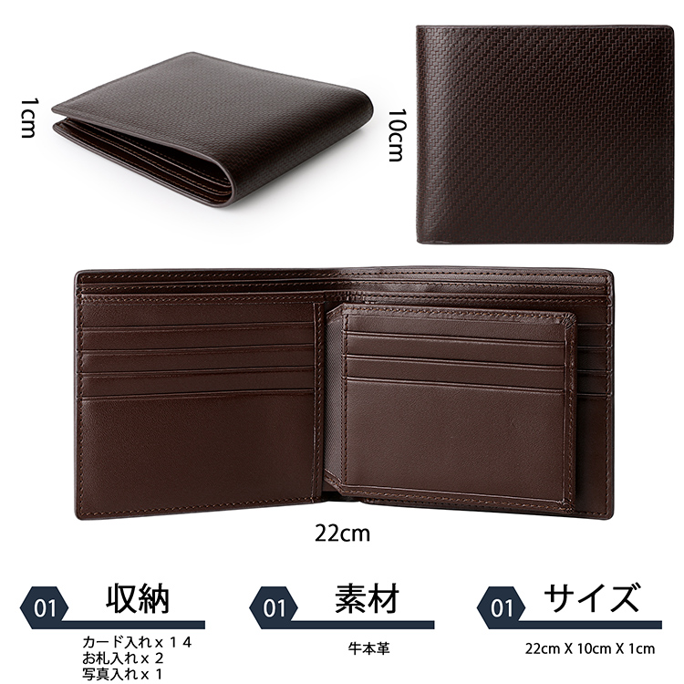 convenient leather card holder wallet mens supply for iphone XS-7