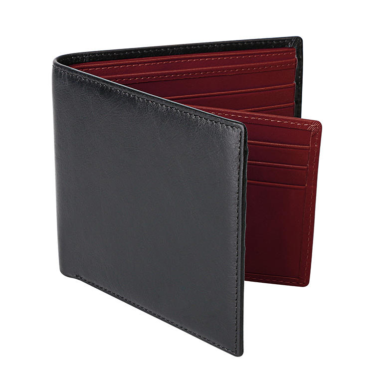 unisex short cowhide wallet travel passport custom wallet set travel for genuine leather wallet