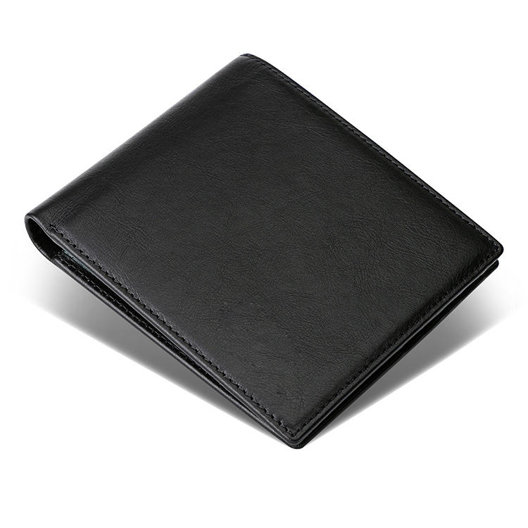 Hot Selling Fashion Men Wallets Short Design Male Purse Pocket Wallet Pu Leather Wallet