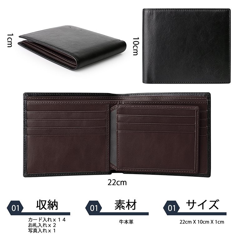AIVI leather card holder wallet online for iphone XS-7