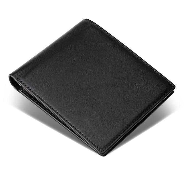 AIVI New Design Genuine Leather Wallet For Men Business Style