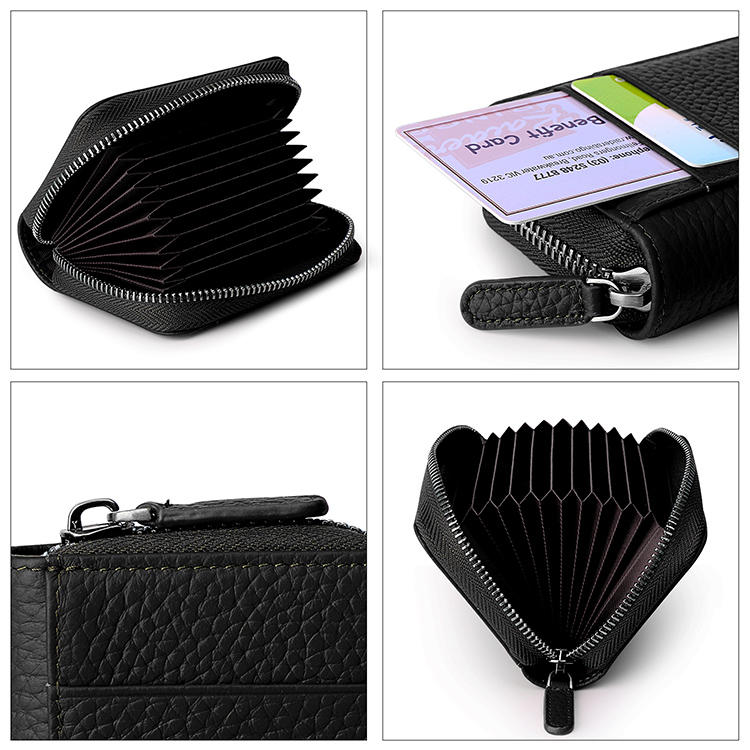 soft leather card holder wallet supply for iphone 8 / 8plus