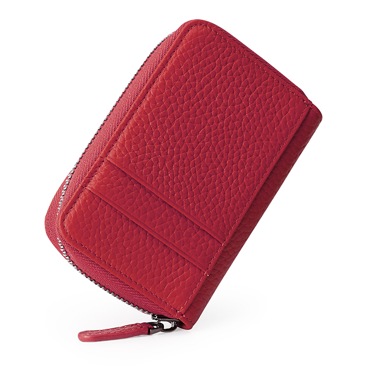 personalized leather card wallet factory for iphone 8 / 8plus-1