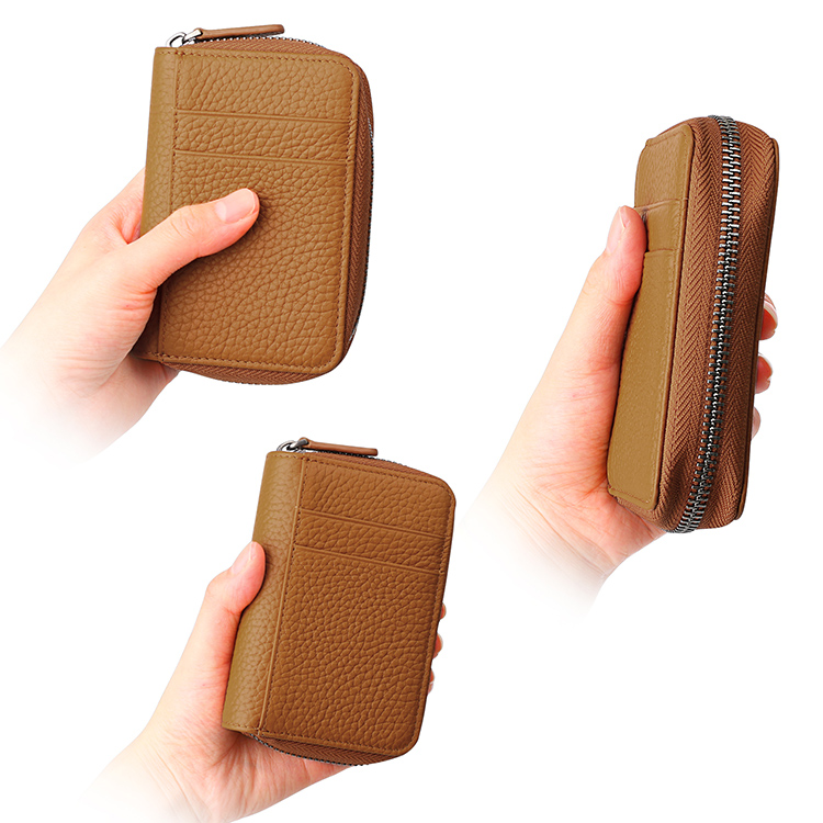AIVI leather card holder wallet mens for sale for phone XS Max-4