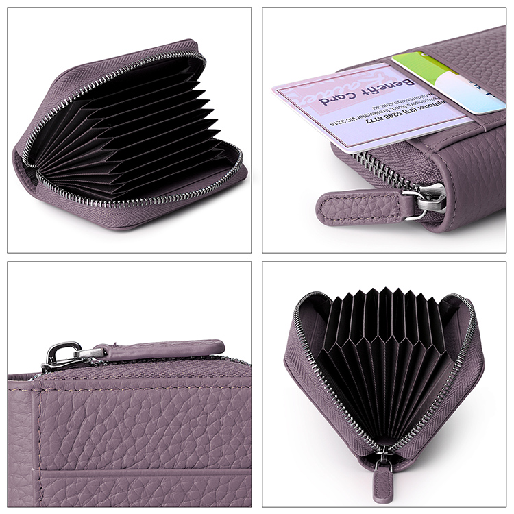 AIVI fashion leather card holder wallet mens manufacturer for iphone XS-3