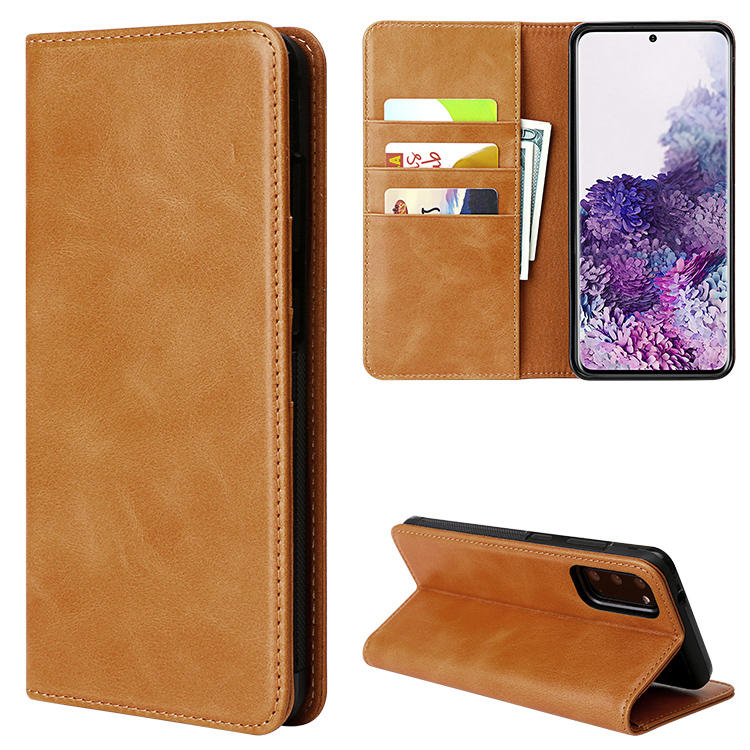 Wallet Phone Case Magnetic Case for Samsung S20 5G Phone Case Leather Cover for Samsung Galaxy S20 Ultra 5G