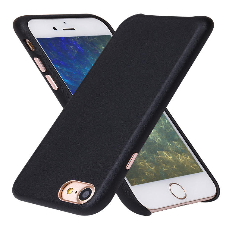 AIVI Genuine Real Leather Phone Case for Apple IPhones se 2