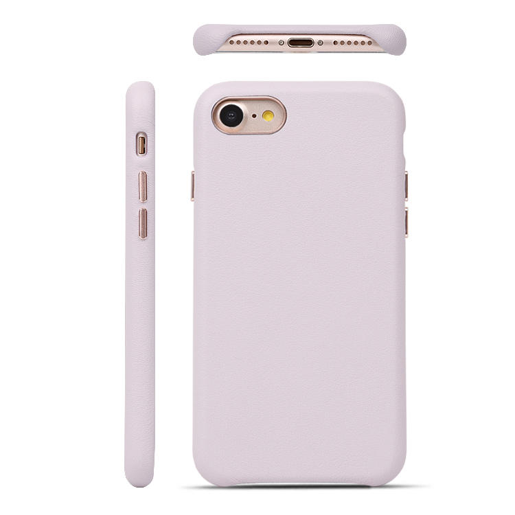 2020 New Style Back Phone Case for iphone se 2 pro original case leather 1:1,for iphone se 2 leather case