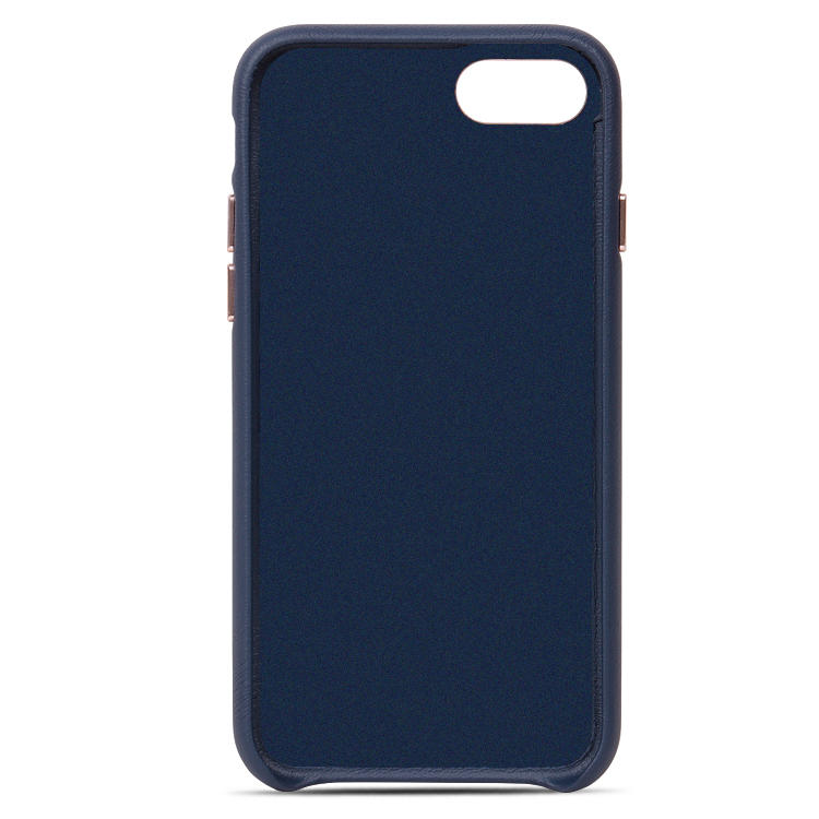 PU leather Phone Case Back Cover For Iphone se 2