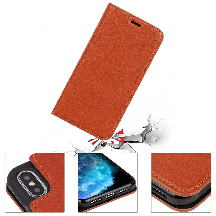 AIVI beautiful quality leather iphone case for iPhone X/XS for iphone XS-7