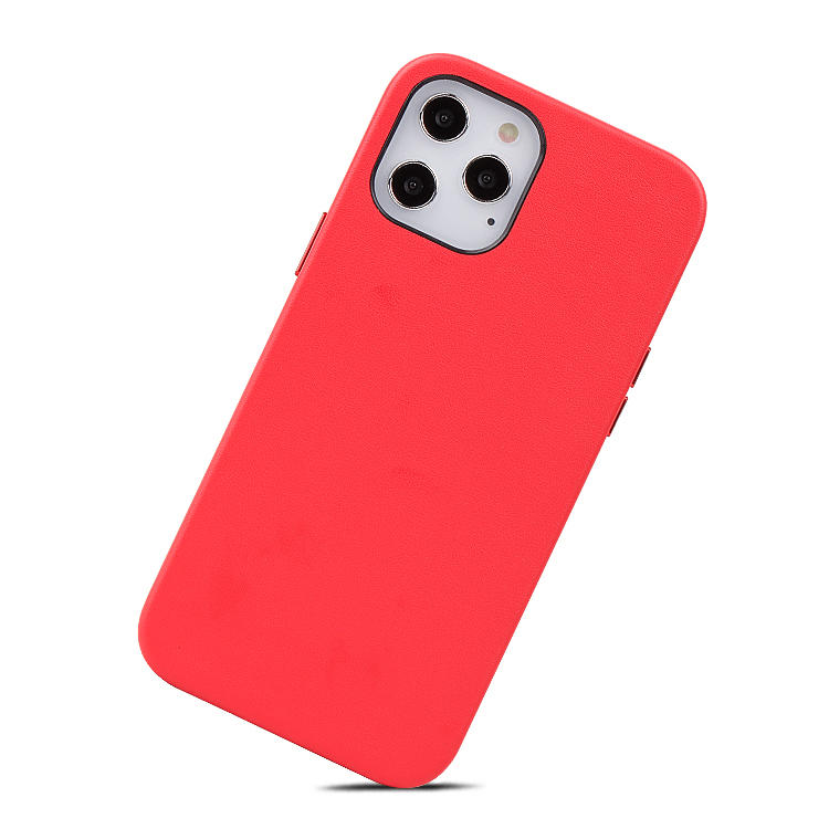 Pure Genuine Leather By Handmade Phone Case For iPhone 11 Mobile Leather Phone Cover
