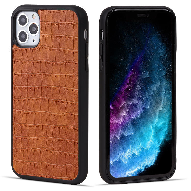 New Product Luxury PU Leather Phone Case For iphone 11 Leather Back Cover Phone Accesorios for iphone 11