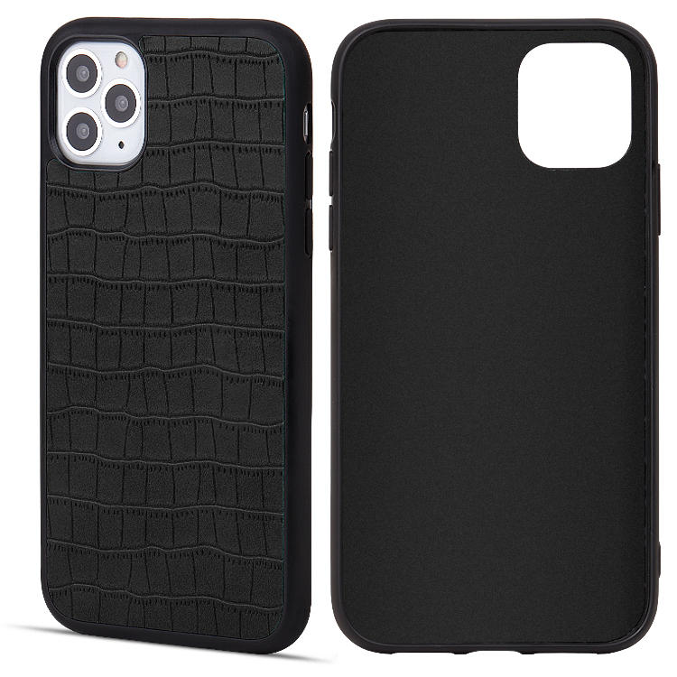 Original Leather Case For iPhone 11 Custom Phone bags Durable PU Leather Cellphone Back Cover For iPhone 11 Case