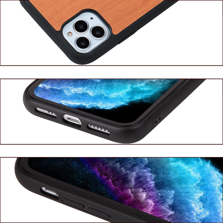 Leather Case For iPhone 12 Custom Phone Case Durable PU Leather Cell phone Back Cover For iPhone11 Case