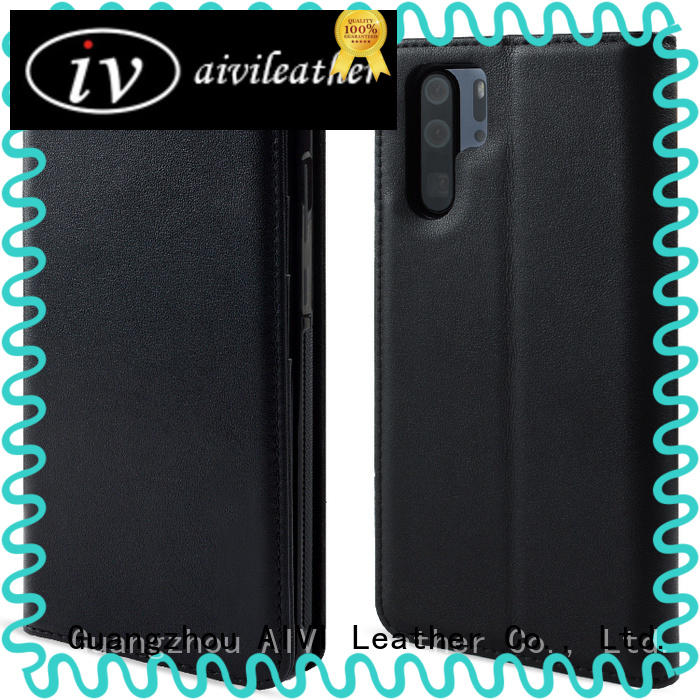 AIVI HUAWEI P30 Leather Case factory for HUAWEI P30